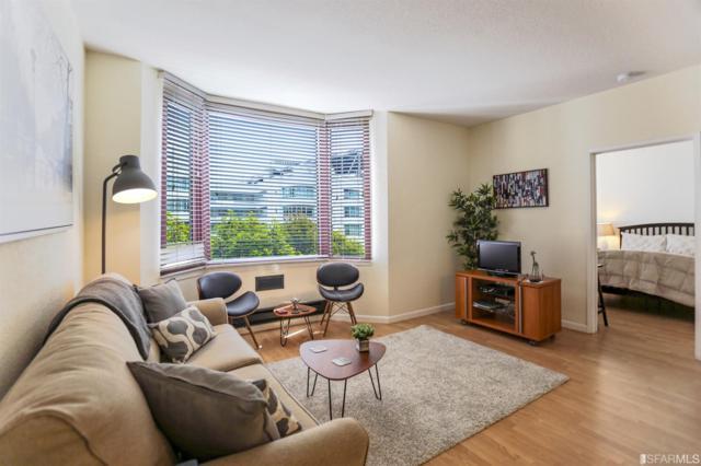 201 Harrison Street #505, San Francisco, CA 94105 (MLS #486990) :: Keller Williams San Francisco