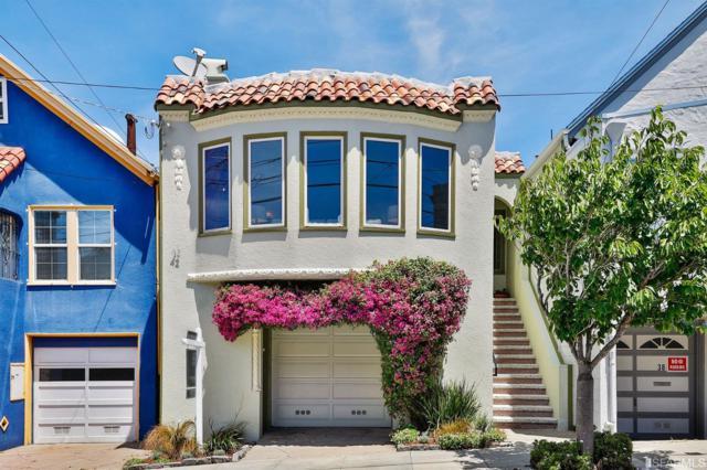 42 Tingley Street, San Francisco, CA 94112 (MLS #487410) :: Keller Williams San Francisco