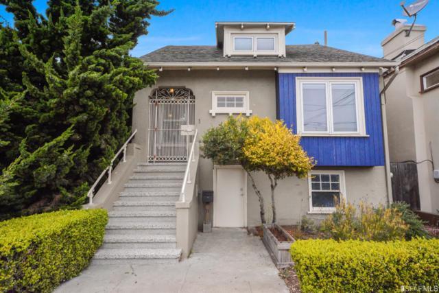 1 Gennessee Street, San Francisco, CA 94112 (MLS #487488) :: Keller Williams San Francisco