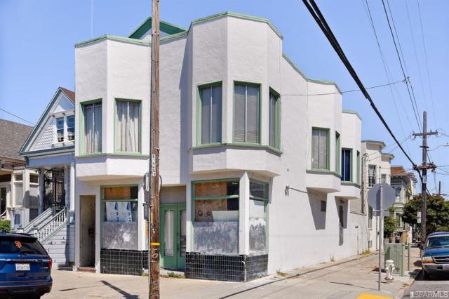 984-986 Hampshire Street, San Francisco, CA 94110 (MLS #487520) :: Keller Williams San Francisco