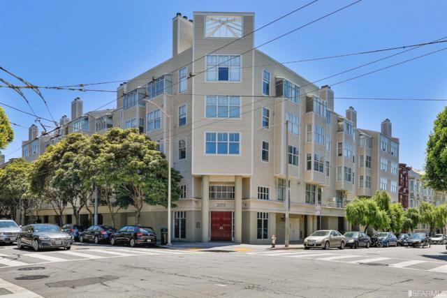 2075 Sutter Street #525, San Francisco, CA 94115 (#487550) :: Maxreal Cupertino