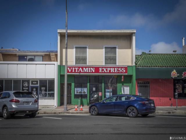 1426-1430 Irving Street, San Francisco, CA 94122 (MLS #487558) :: Keller Williams San Francisco
