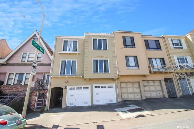 2033-2035 Judah Street, San Francisco, CA 94122 (MLS #487711) :: Keller Williams San Francisco