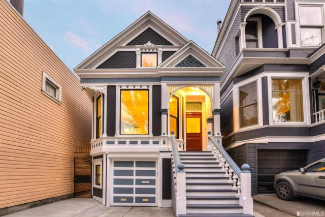 1751 Oak Street, San Francisco, CA 94117 (MLS #487878) :: Keller Williams San Francisco
