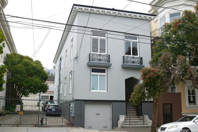 1465 Page Street, San Francisco, CA 94117 (MLS #487890) :: Keller Williams San Francisco