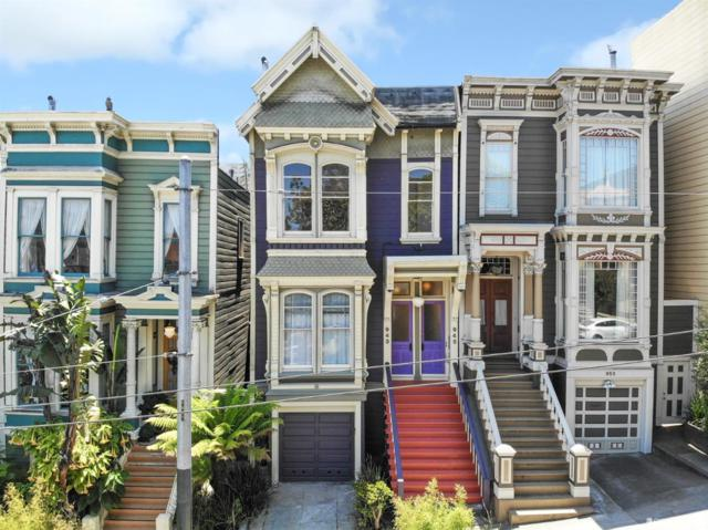 943-945 Haight Street, San Francisco, CA 94117 (MLS #487996) :: Keller Williams San Francisco