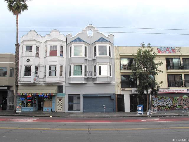 2260 Mission Street, San Francisco, CA 94110 (MLS #488289) :: Keller Williams San Francisco