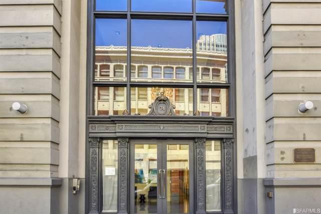 74 New Montgomery Street #209, San Francisco, CA 94107 (MLS #488579) :: Keller Williams San Francisco