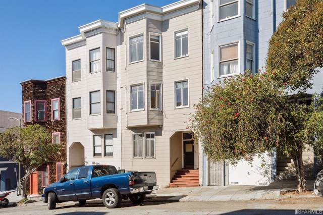 434-436 Union Street, San Francisco, CA 94133 (MLS #488583) :: Keller Williams San Francisco