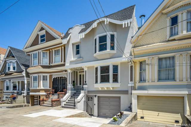 726 11th Avenue, San Francisco, CA 94118 (MLS #488686) :: Keller Williams San Francisco