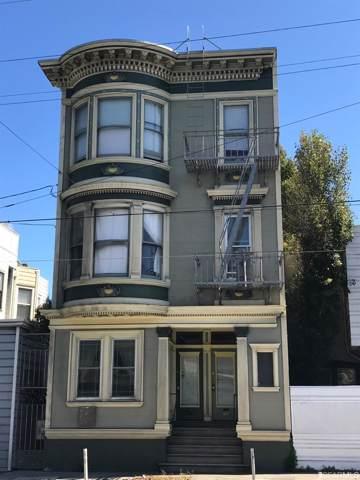 1021-1029 Oak Street, San Francisco, CA 94117 (#488745) :: RE/MAX Accord (DRE# 01491373)