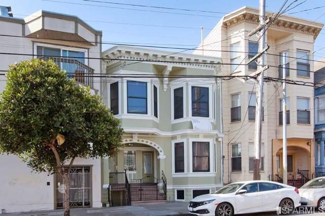3323 26th Street, San Francisco, CA 94110 (MLS #488758) :: Keller Williams San Francisco