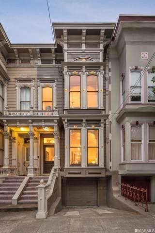 2919 California Street A, San Francisco, CA 94115 (MLS #488792) :: Keller Williams San Francisco