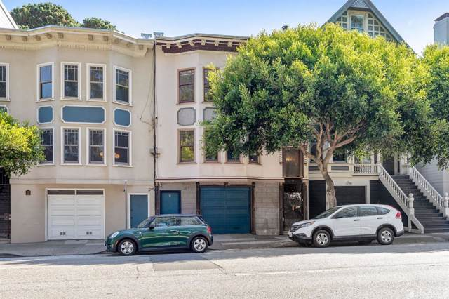 1781 Oak Street #4, San Francisco, CA 94117 (#489139) :: Perisson Real Estate, Inc.
