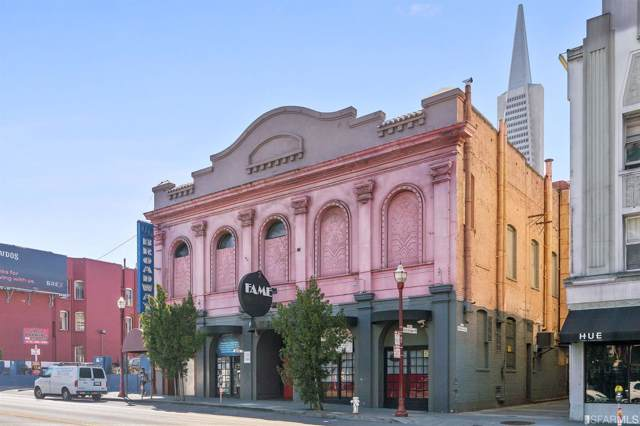 435 Broadway, San Francisco, CA 94133 (#489253) :: Maxreal Cupertino
