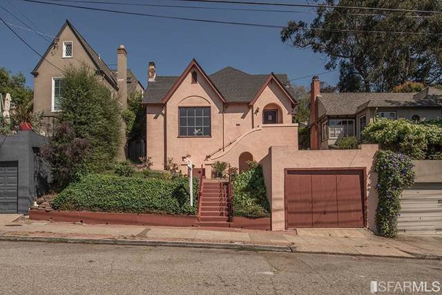 6744 Manor Crest, Oakland, CA 94618 (MLS #489735) :: Keller Williams San Francisco