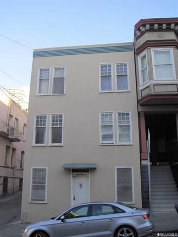 1015-1019 Washington Street, San Francisco, CA 94108 (MLS #489797) :: Keller Williams San Francisco
