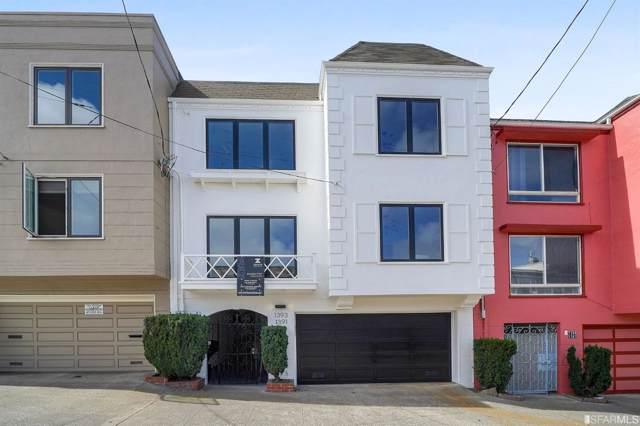 1391-1393 12th Avenue #1391, San Francisco, CA 94122 (MLS #489898) :: Keller Williams San Francisco