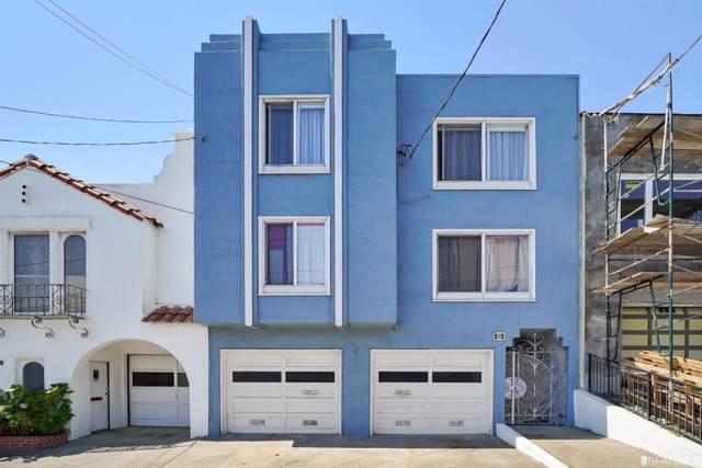 445-447 42nd Avenue, San Francisco, CA 94121 (#489953) :: Maxreal Cupertino