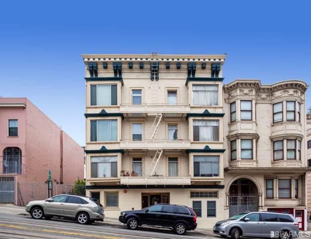 1445 Mason Street, San Francisco, CA 94133 (MLS #490021) :: Keller Williams San Francisco