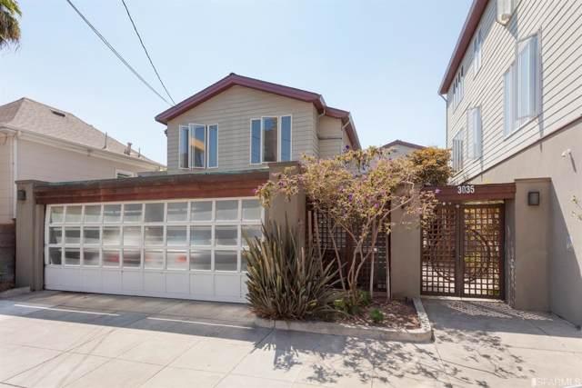 3035 Chapman Street #3, Oakland, CA 94601 (MLS #490054) :: Keller Williams San Francisco