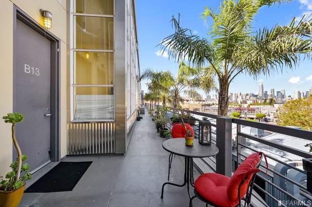 370 De Haro Street B13, San Francisco, CA 94103 (#490078) :: Maxreal Cupertino