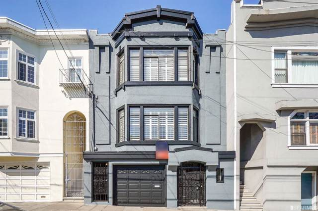 263-265 19th Avenue, San Francisco, CA 94121 (MLS #490185) :: Keller Williams San Francisco