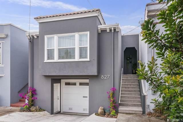 827 46th Avenue, San Francisco, CA 94121 (#490206) :: Maxreal Cupertino