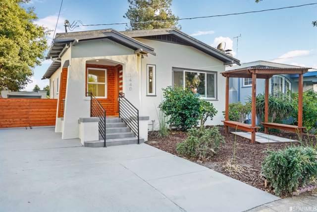 1440 Parker, Berkeley, CA 94702 (#490307) :: Maxreal Cupertino
