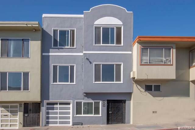 3332-3336 Taraval Street, San Francisco, CA 94116 (#490747) :: Maxreal Cupertino