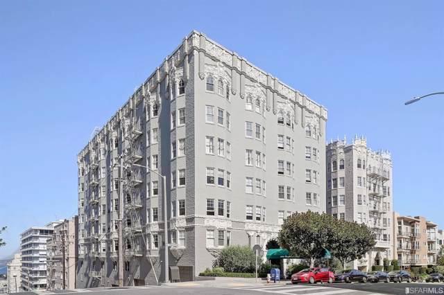 2090 Pacific Avenue #505, San Francisco, CA 94109 (#491182) :: Maxreal Cupertino