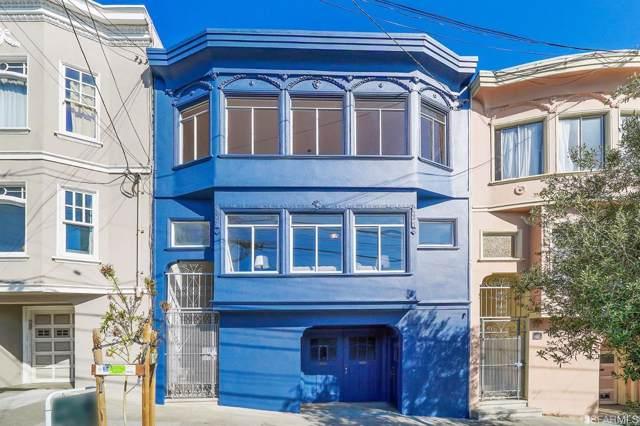 730-732 33rd Avenue, San Francisco, CA 94121 (MLS #491211) :: Keller Williams San Francisco