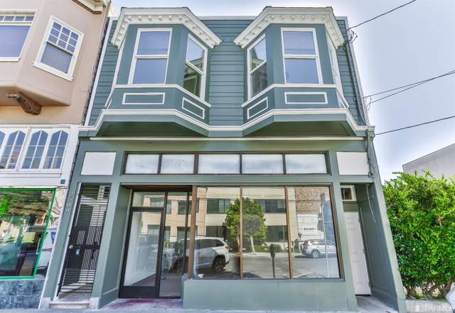 2509-2511 Irving Street, San Francisco, CA 94122 (MLS #491279) :: Keller Williams San Francisco