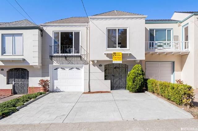 2579 37th Avenue, San Francisco, CA 94116 (#491301) :: Maxreal Cupertino