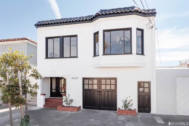 4839 Anza Street, San Francisco, CA 94121 (MLS #491304) :: Keller Williams San Francisco