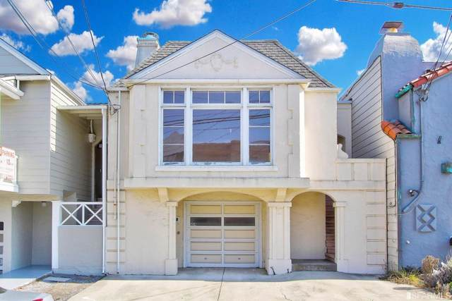 1614 27th Avenue, San Francisco, CA 94122 (MLS #491359) :: Keller Williams San Francisco