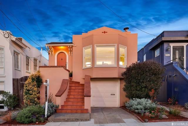 470 46th Avenue, San Francisco, CA 94121 (MLS #491418) :: Keller Williams San Francisco