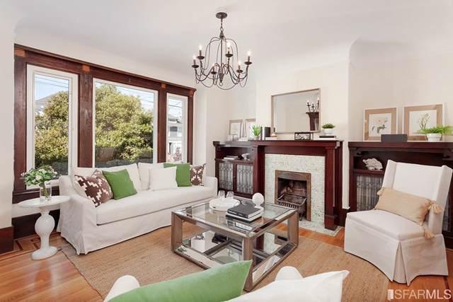 450 16th Avenue, San Francisco, CA 94118 (MLS #491425) :: Keller Williams San Francisco