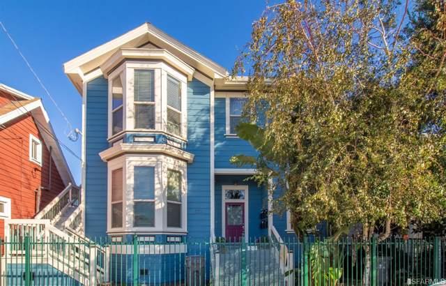 824 Peralta Street #4, Oakland, CA 94607 (#491542) :: Maxreal Cupertino