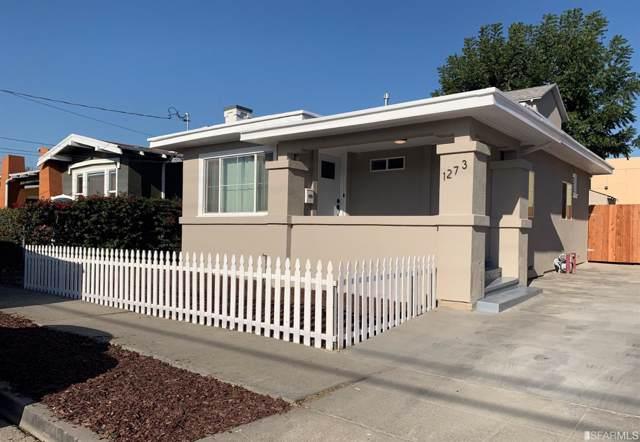 1273 58th Avenue, Oakland, CA 94621 (#491557) :: Maxreal Cupertino