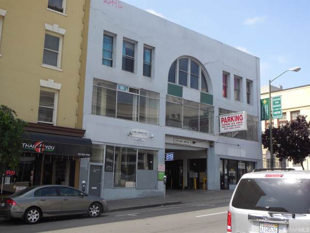 819 Ellis Street, San Francisco, CA 94109 (MLS #492260) :: Keller Williams San Francisco