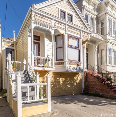 86 Webster Street, San Francisco, CA 94117 (#492701) :: Maxreal Cupertino