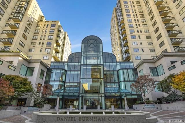 1 Daniel Burnham Court #714, San Francisco, CA 94109 (MLS #492736) :: Keller Williams San Francisco