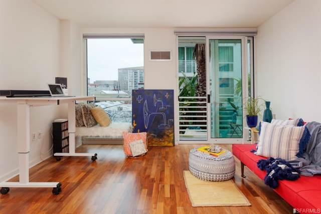 555 4th Street #538, San Francisco, CA 94107 (#492894) :: Zephyr Real Estate