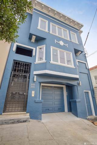 2133 Balboa Street, San Francisco, CA 94121 (MLS #493525) :: Keller Williams San Francisco