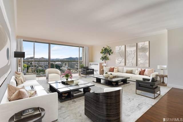 2200 Pacific Avenue 10F, San Francisco, CA 94115 (#493638) :: Maxreal Cupertino