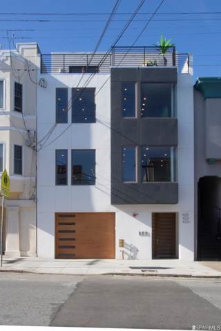 423-A 24th Avenue, San Francisco, CA 94121 (MLS #493735) :: Keller Williams San Francisco