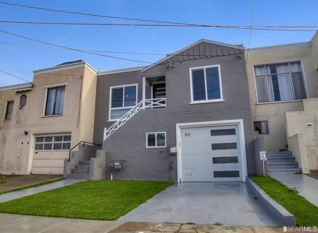 1914 34th Avenue, San Francisco, CA 94116 (#493977) :: Zephyr Real Estate