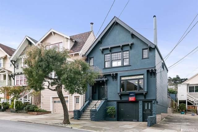 1723-1725 10th Avenue, San Francisco, CA 94122 (#493979) :: Zephyr Real Estate