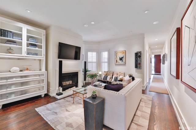 256 Presidio Avenue #5, San Francisco, CA 94115 (#493991) :: Zephyr Real Estate